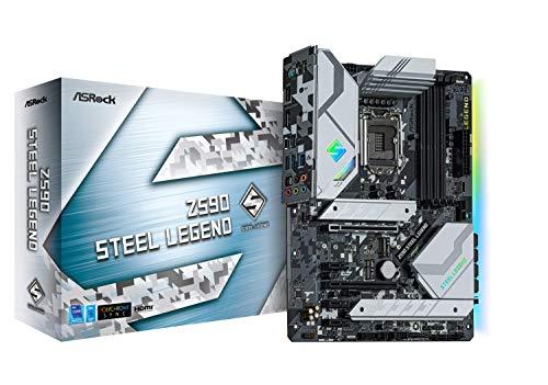 Z590 Steel Legend 4 DDR4 1200 ATX