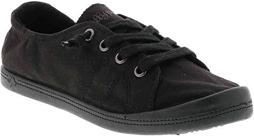 Jellypop Womens Dallas Casual Sport Shoes 6 Black