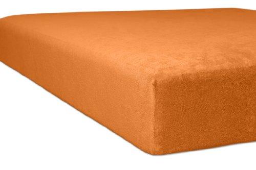 Kneer 1001003 - Funda de colchón (felpa y bayeta de calidad 10, de 90 x 190 cm a 100 x 200 cm)
