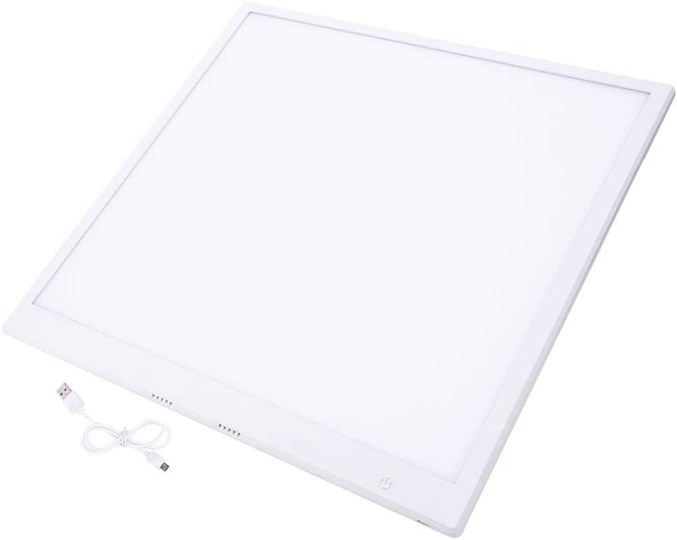 LED Shadowless free shipping Today's only Light Panel 40x40cm Backg Studio Photo Lamp Fill