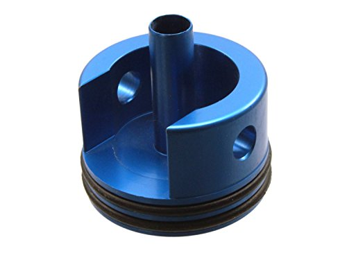 SHS CNC Aluminium Cylinderhead für V3 Softair/Airsoft Gearboxen (AK Version)