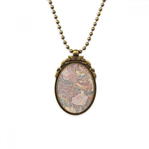 DIYthinker roestig ijzer textuur roest antieke messing ketting vintage hanger sieraden luxe gift