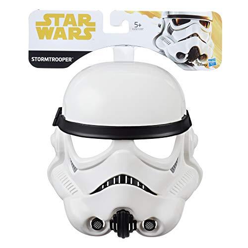 Hasbro-E1232ES0 Star Wars Máscara Stormtrooper, Multicolor (E1232ES0)