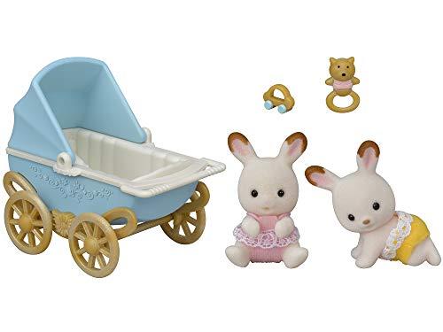SYLVANIAN FAMILIES-5432 Mini muñecas y Accesorios, Multicolor (Epoch 5432)