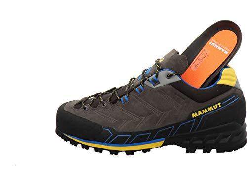 Mammut Herren Zapatilla KENTO Low GTX Sneaker, Dark Titanium/Freesia, 44 EU