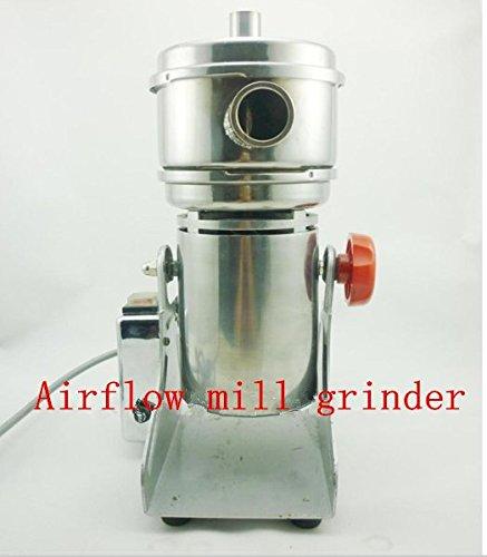 Gowe Mini Jet Mill/Airflow Mühle/Grinder/produce12–100UM Größe Puder