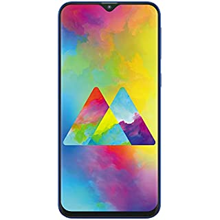 Samsung Galaxy M20 (Ocean Blue , 4GB RAM, 64GB Storage, 5000mAH Battery)