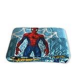 KISENE Steppdecke für Einzelbett Spiderman