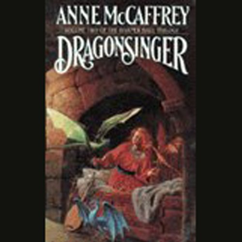 Dragonsinger audiobook cover art