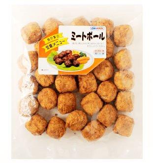ミートボール 360g×5P オキハム レンジで簡単 お弁当やオードブルに嬉しい肉団子 シチューやカレー、煮込み料理にもどうぞ