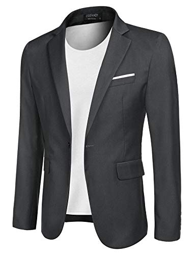 Gray Sport Coat With Jeans