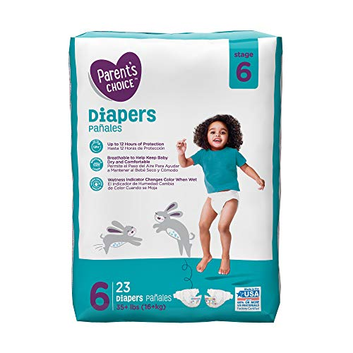 Diapers (Choose Your Size) (Size 6 (23 Ct))