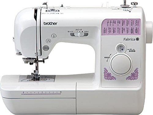 ブラザー brother 電子ミシン CPV0105 ファブリカ Fabrica シンプル機能で縫いやすい
