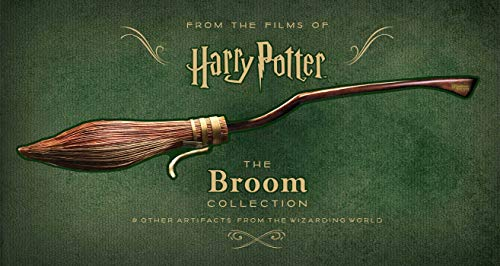 Harry Potter - The Broom Collection: & Other Props from the Wizarding World