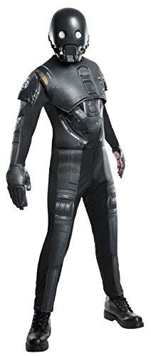 Rogue One: A Star Wars Story–k-2so Deluxe Kostüm für Erwachsene, X-Groß, multi