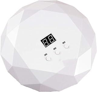 36W UV Light Nail Lamp 3-Gears Timers Inducción Inteligente Máquina de fototerapia de uñas de curado rápido automática