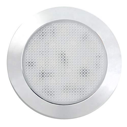 Dream Lighting Runde LED-Leuchten für Wohnwagen, Wohnmobile, 12 V, kaltweiß