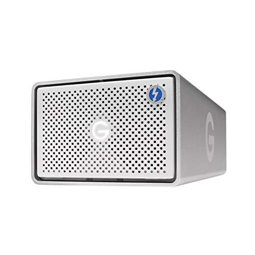 G-Technology ウエスタンデジタル 外付けHDD 8TB G-RAID With Thunderbolt 3 USB-C Mac向け タイムマシン対応 外付けハードディスク 0G05751