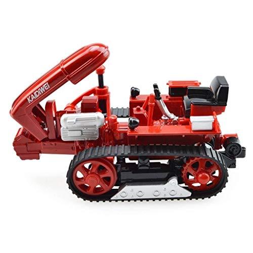 NQ-ChongTian Aleación Granja Tractor Modelo/Juguete Tractor del Coche