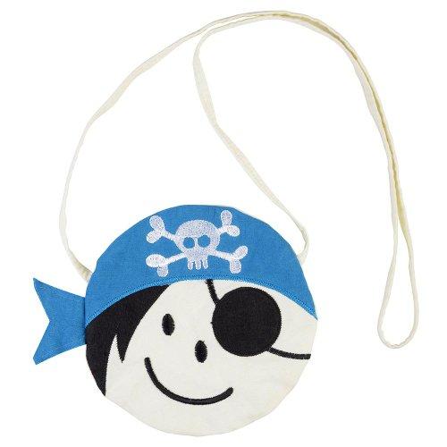 La Chaise Longue Sac besace bleu enfant pirate Réf 33-1E-013B