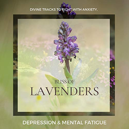 Bliss Of Lavenders - Divine Tracks To Fight With Anxiety, Depression & Mental Fatigue