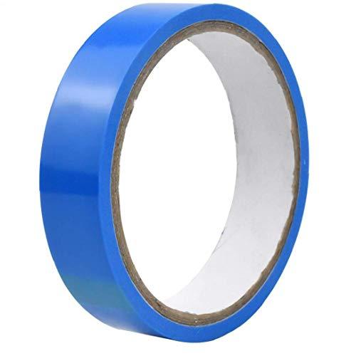 Naicasy Fahrradfelgenband Fahrrad-Rad-Felgenband Tubeless-Reifen Band Vacuum Schlauch 25 mm für Fahrrad-Tubeless-Rad
