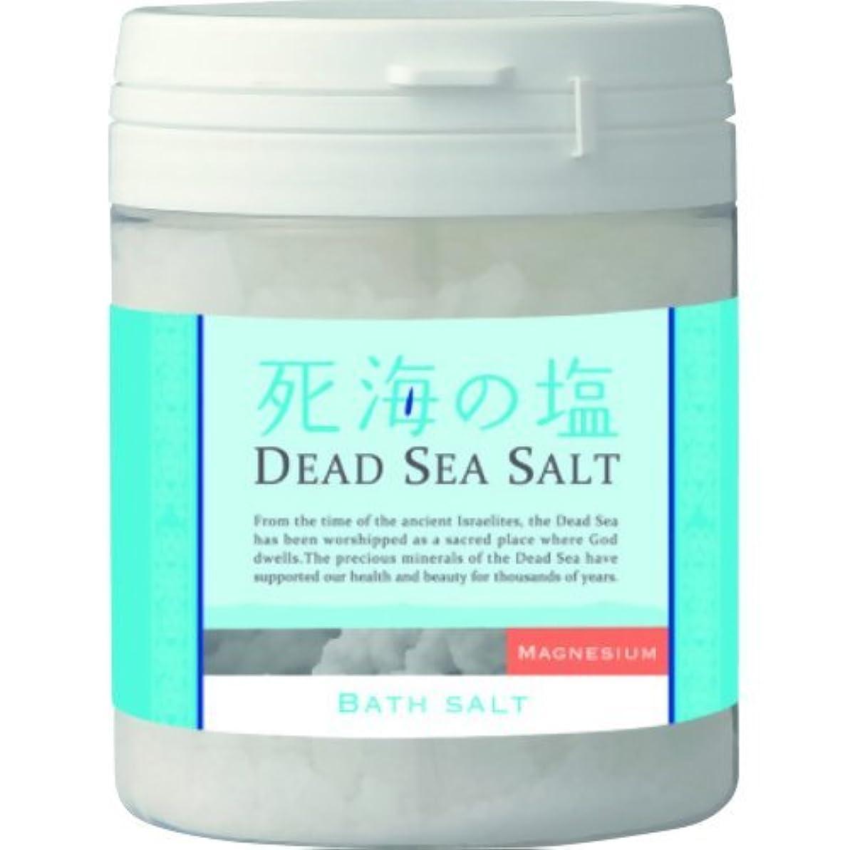 インストラクター大を除く死海の塩マグネシウム180gPET