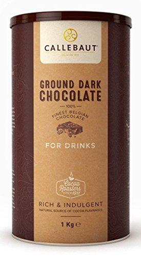 Callebaut Hot Chocolate con cioccolato fondente / cioccolato belga, 1 kg