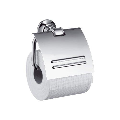 Axor Montreux Papierrollenhalter (mit Abdeckung, Zubehör) chrom