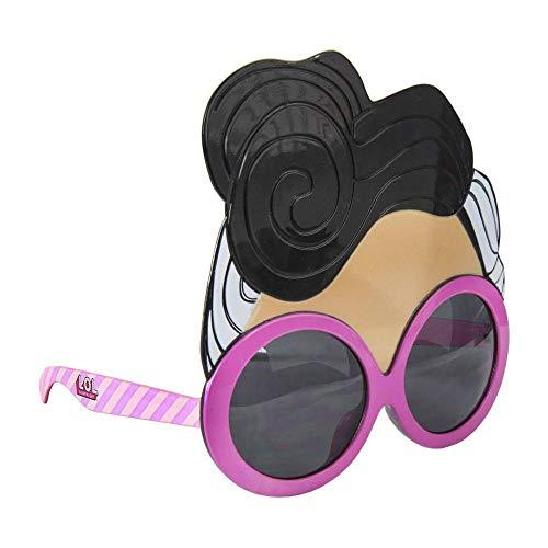 ARTESANIA CERDA Gafas De Sol Máscara LOL, Rosa, 40 para Niñas