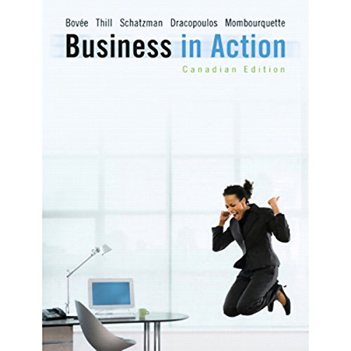 VangoNotes for Business in Action, Canadian 1st Ed. audiobook cover art