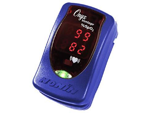 NONIN - Ossimetro da polso Vantage, colore: Blu