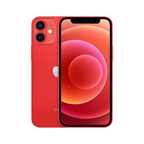 Apple iPhone 12 mini, 64GB, (Product)Red - (Ricondizionato)