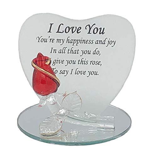 Safri I Love You - Caja de Regalo para Novia, Novio, GF, BF, Esposa, Esposa, Pareja, prometido, cumpleaños, Navidad, Aniversario