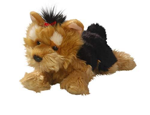 Carl Dick Peluche - Perro Yorkshire Terrier (Felpa, 32cm)