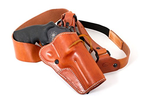 Diamond D Custom Leather Guides Choice Chest Holster- Ruger...