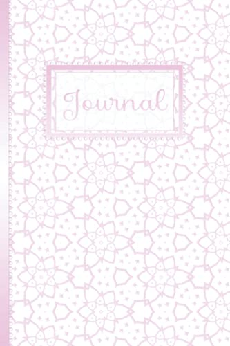 Journal ~ The Belles: Spring Blush: 6X9 College Ruled Journal Diary Notebook