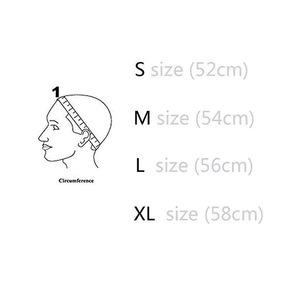 4X4 U Part Swiss Lace Wig Cap for Making Wigs with Adjustable Straps on the Back Glueless Hairnets