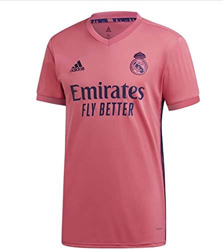 adidas Real Madrid Away Men's Soccer Jersey- 2020/21 (Medium)