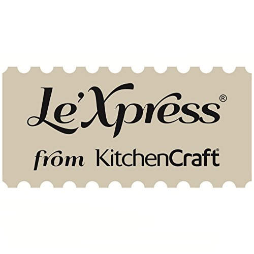 KitchenCraft Le'Xpress Electric Milk Frother Whisk