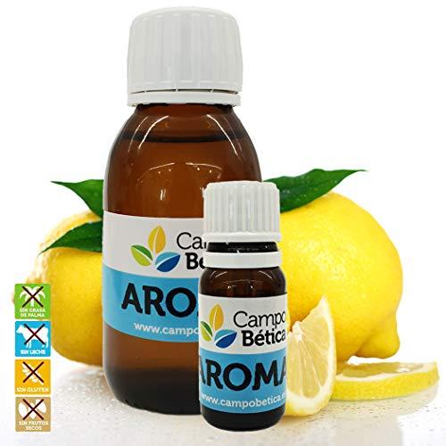 Aroma concentrado Limón Pastelería y Repostería creativa: Glaseados, Helados, Horneados Y Cremas...