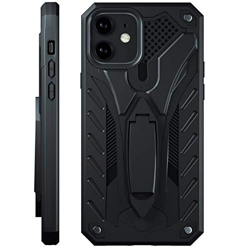Kitoo Designed for iPhone 11 Case with Kickstand, Military Grade 12ft....
