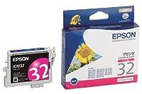 EPSON ICM32 インクカートリッジ マゼンタ