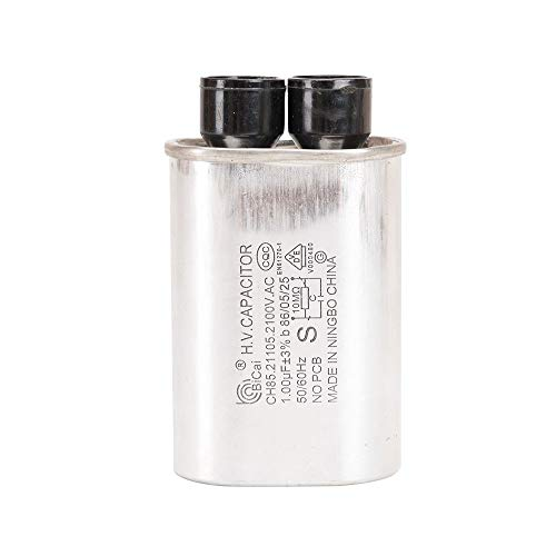ICQUANZX AC 2100V 50 / 60Hz Horno microondas Alta tensión HV Condensador de Funcionamiento 1.0uF