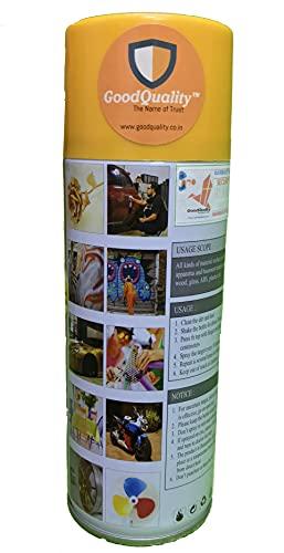 f22 F1 Aerosol Multi Purpose Yellow Spray Paint