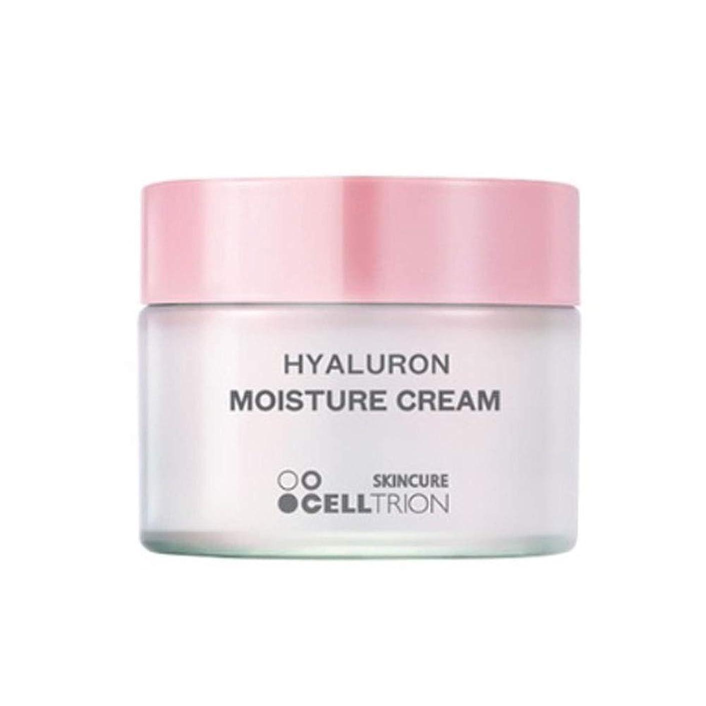 脅威前置詞葉を集めるセルトリオンスキンキュアヒアルロンモイスチャークリーム50gしわ改善、Celltrion Skincure Hyaluron Moisture Cream 50g Anti-Wrinkle [並行輸入品]
