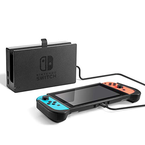 tomtoc Cable Alargador para Nintendo Switch Dock, 1 m, USB 3.0 Type-C Extender, Accesorio para Nintendo Switch, Soporta Transferencia de Datos