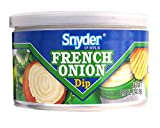 Snyder of Berlin French Onion Dip 8.5 oz. Jars - 3 / Box