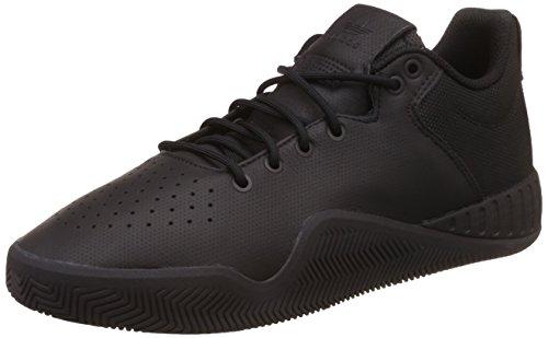 adidas Tubular Instinct Low, Zapatillas de Deporte Hombre, Negro (Negbas/Negbas/Ftwbla), 38 2/3...