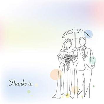 Thanks to
